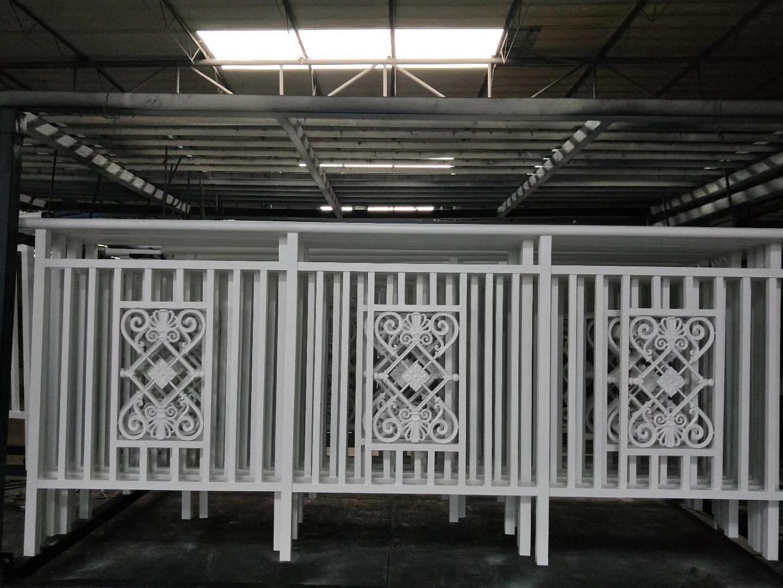 广西组装阳台护栏