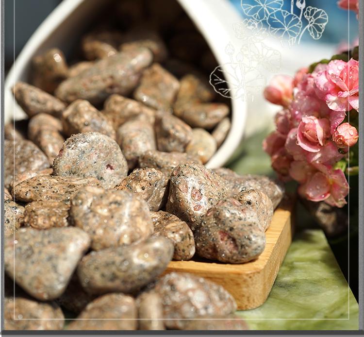 麦饭石卵石