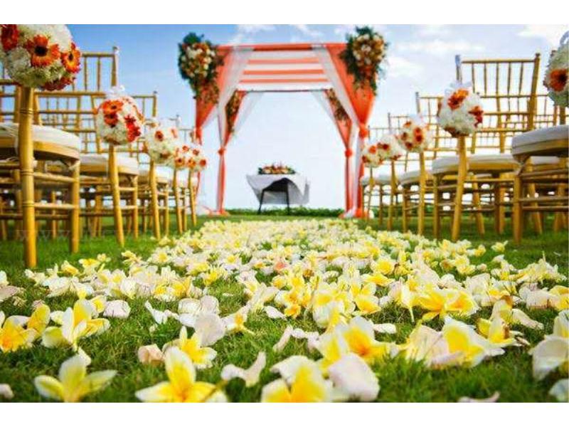 泉州户外婚礼策划