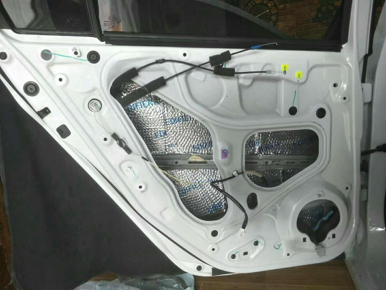 汽车音响改装