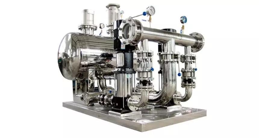 变频恒压供水与无负压供水的对比