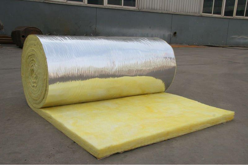 玻璃棉卷毡是什么材料