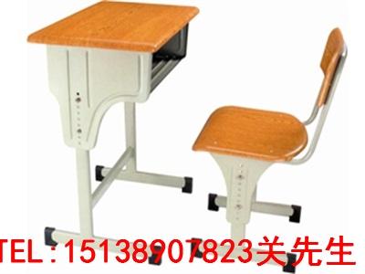 三门峡双人课桌凳