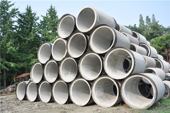 白银钢筋混凝土排水管