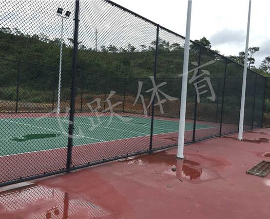 核電站籃球場圍網