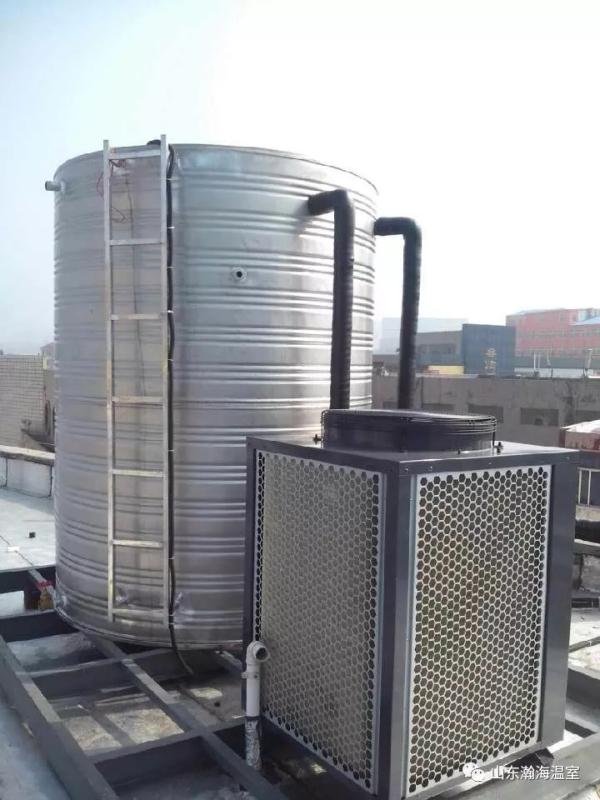 """空气源热泵""""热了"""""""
