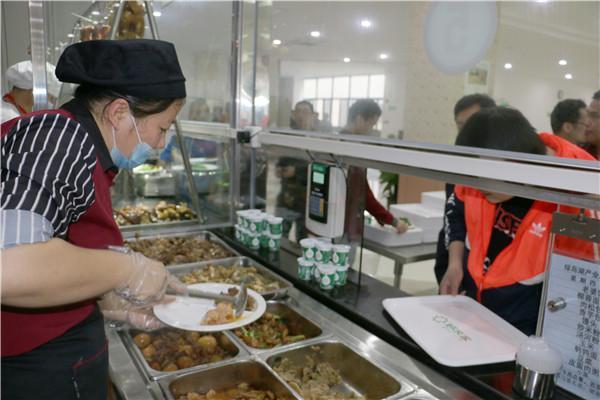 食堂承包管理方案