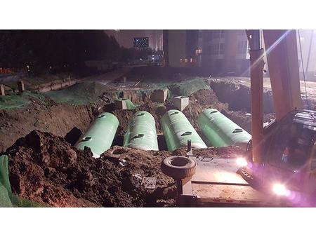 新乡玻璃钢化粪池厂家