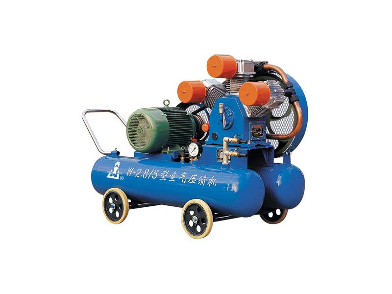 矿山及工程用空压机
