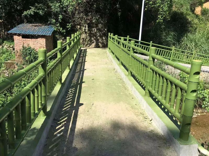 陕西仿竹栏杆