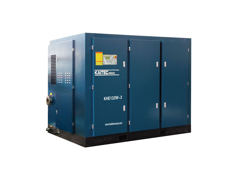 Kaitec0.3MpaG低压螺杆空气压缩机