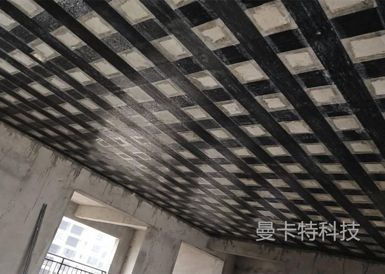 碳纖維布加固