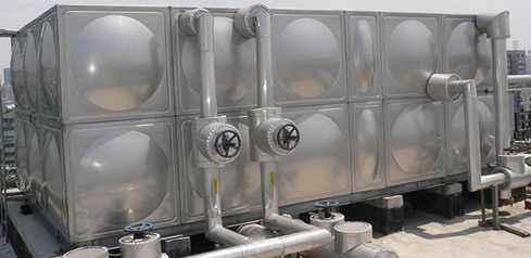 大型不锈钢方型水箱