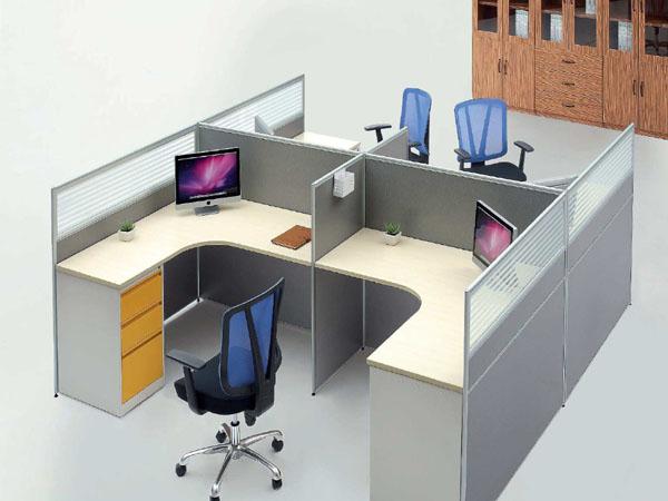 洛阳办公室隔断桌