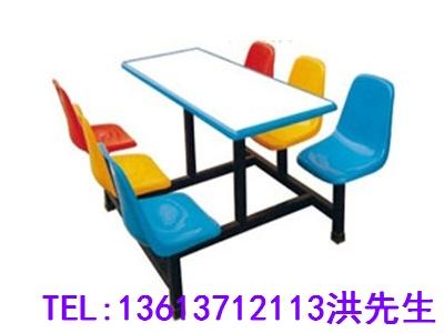 信阳学生食堂餐桌椅