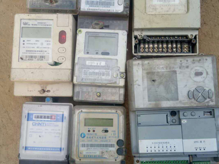 回收废电表哪里好