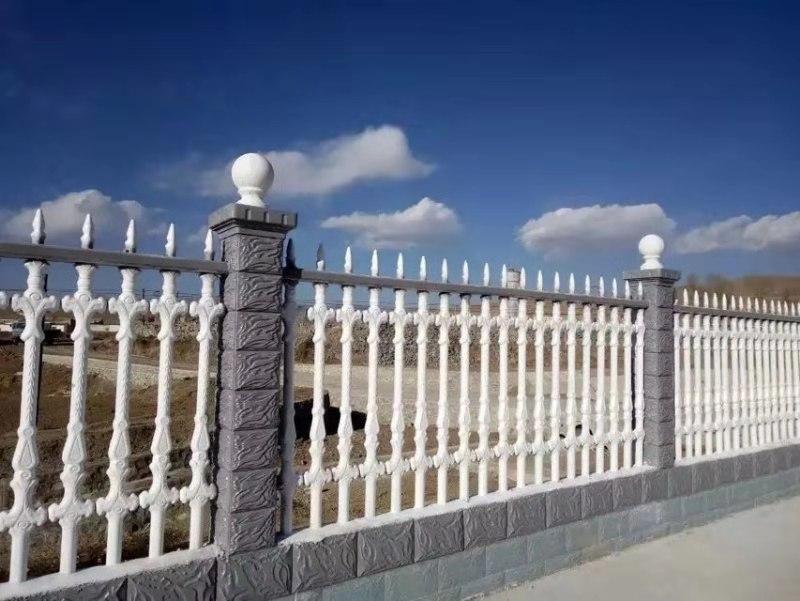 白银艺术围栏