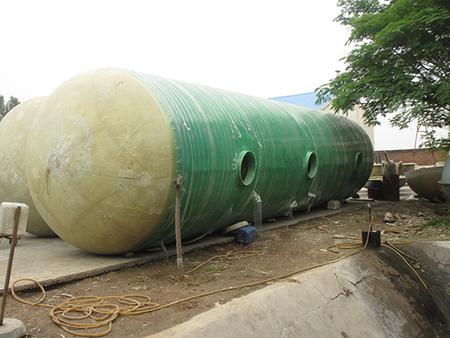 模压玻璃钢化粪池厂