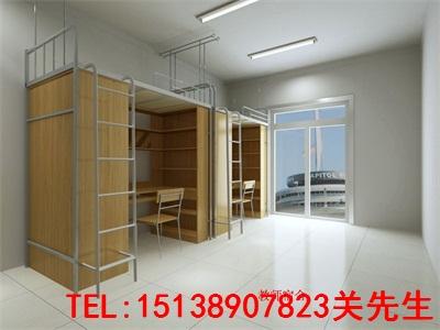 安阳钢木公寓床