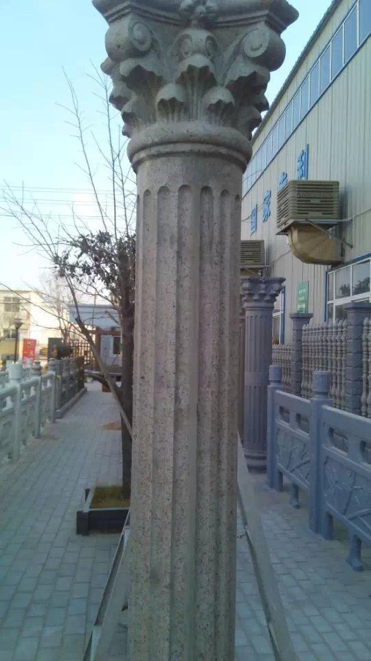 陕西文化石、罗马柱