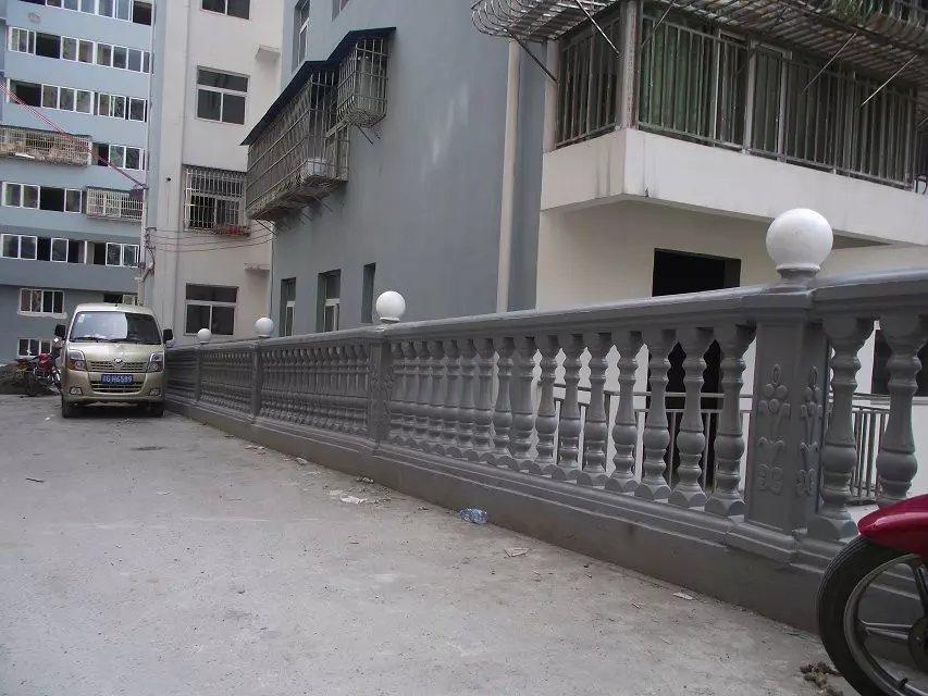 陕北水泥廊柱厂家