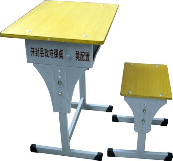 南陽校用固定課桌椅