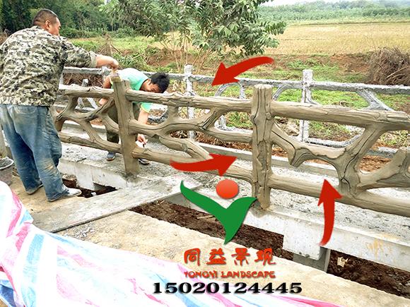 仿木栏杆与实木栏杆的性价比