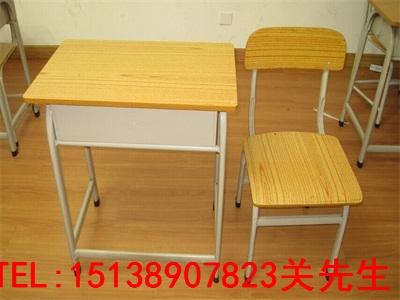 郑州培训班单人课桌椅