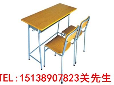 南阳培训班单人课桌椅
