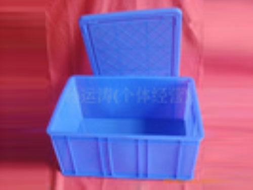 蓝色塑料筐厂家