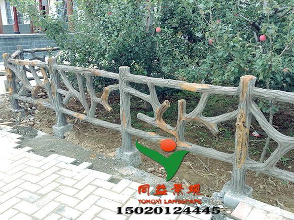 泸州仿木栏杆厂家