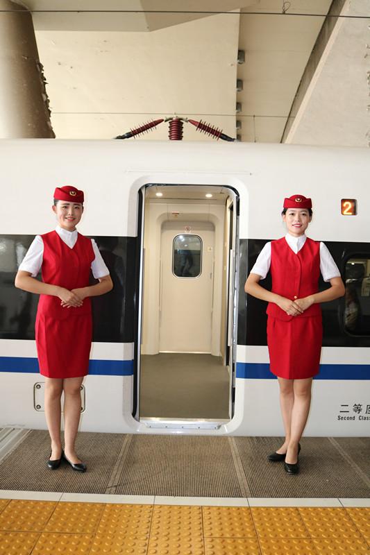 高速铁路客运服务