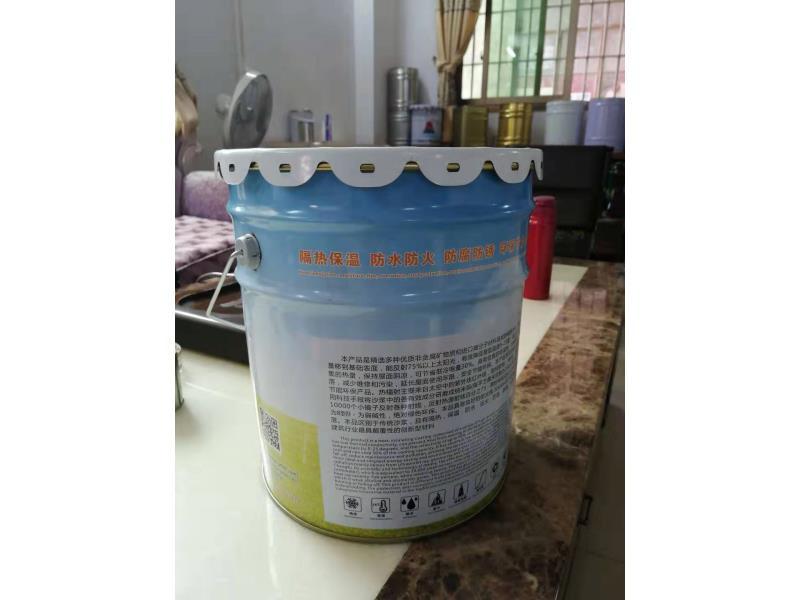 隔热防水工程施工