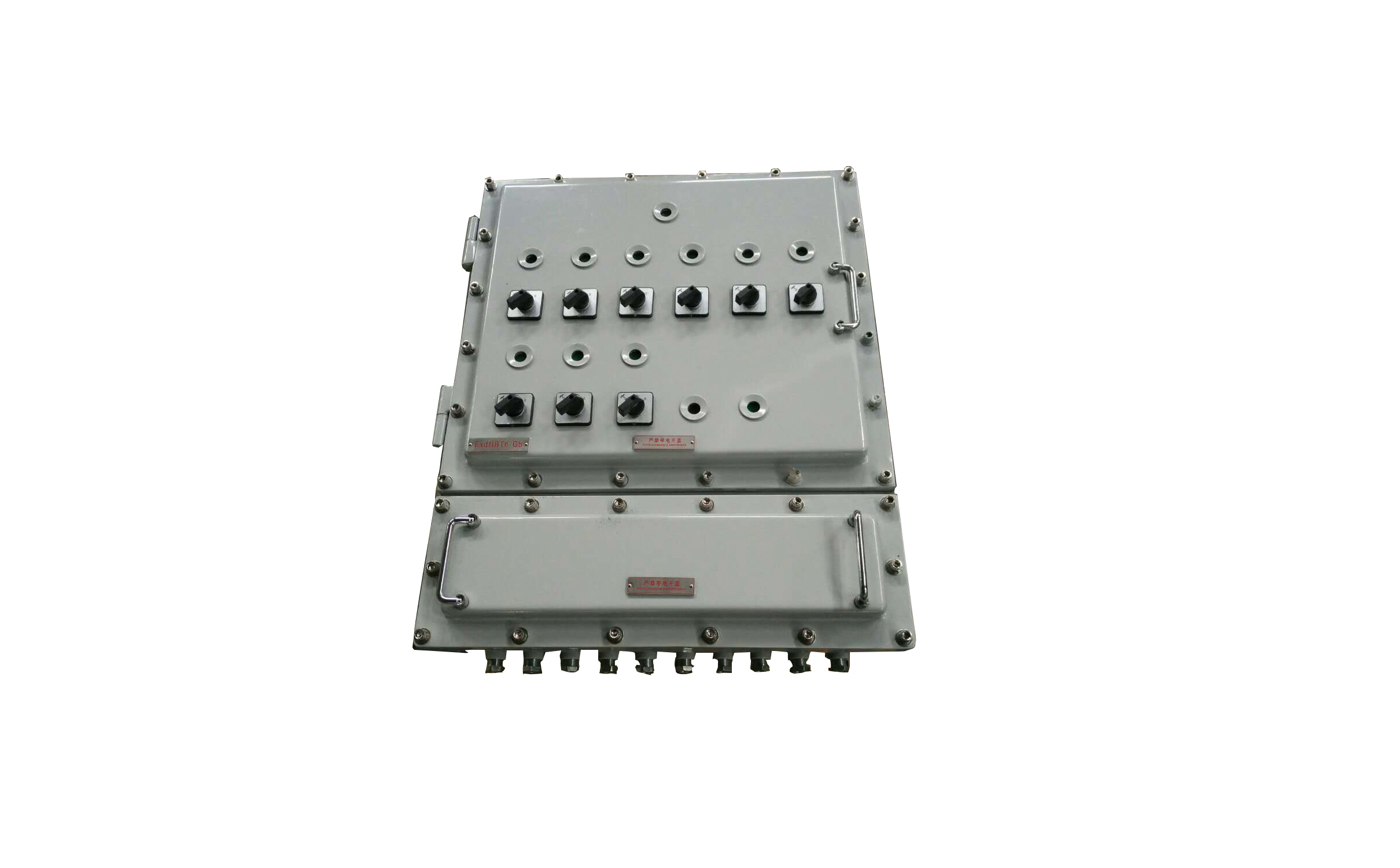 BXK51防爆電氣控制柜(上下分腔結構)
