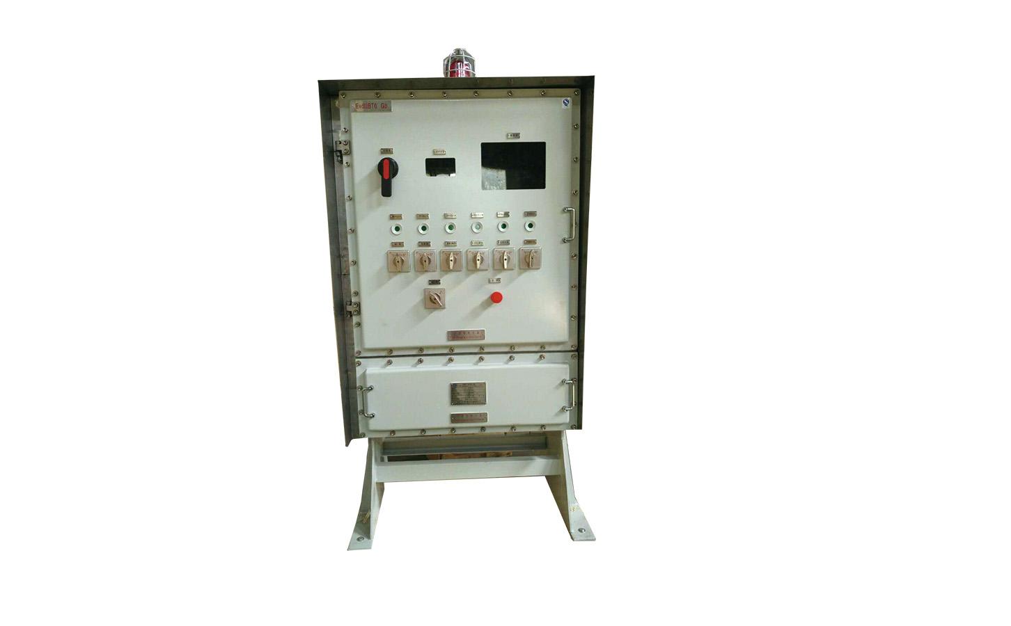 BXK51防爆電氣控制柜(帶雨棚)