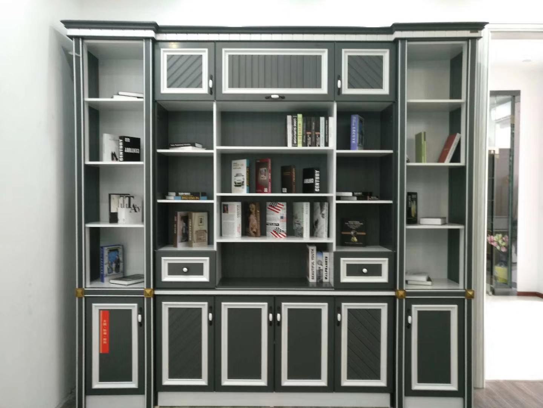 海南全铝书柜