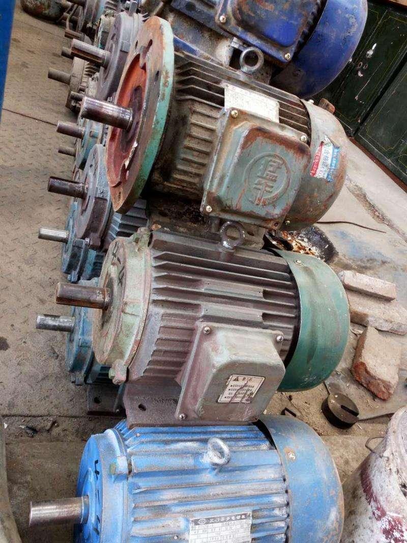 青海电机回收