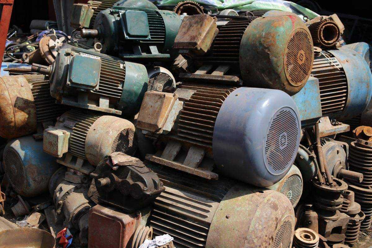 西宁电机回收