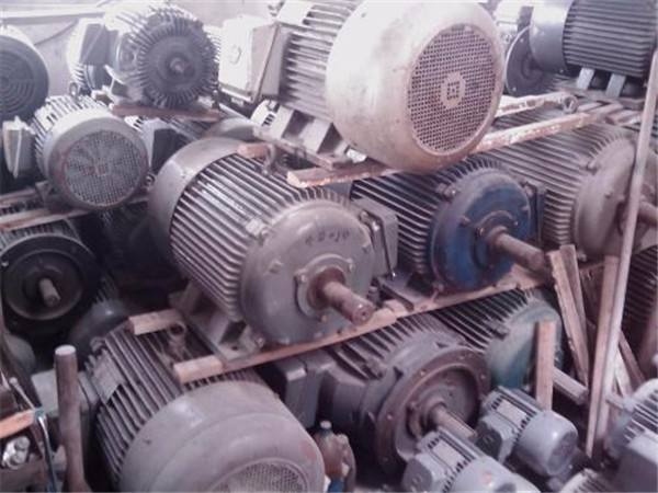 银川电机回收