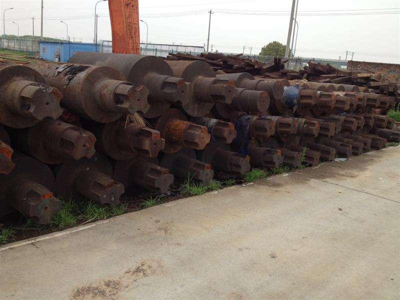 兰州钢材回收