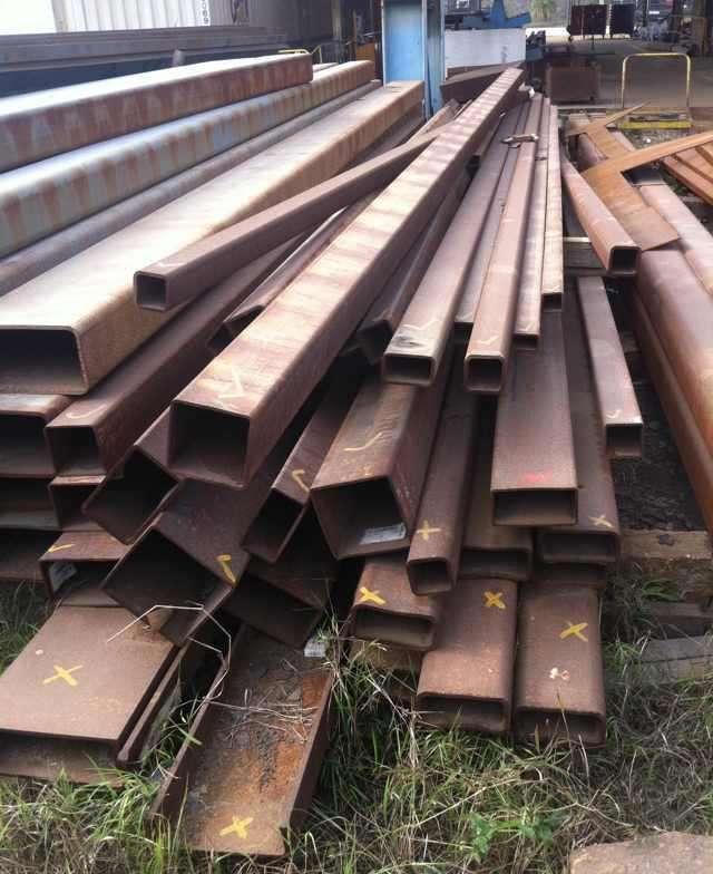 青海钢材回收