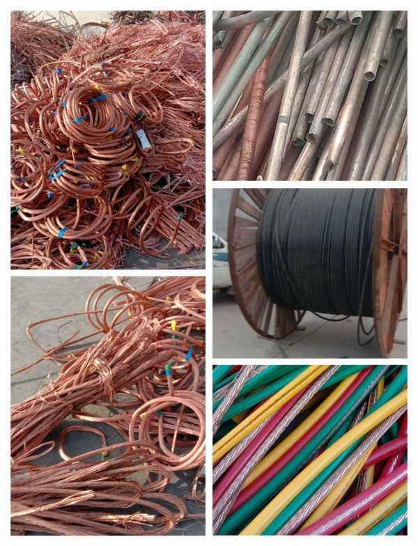 银川电缆回收
