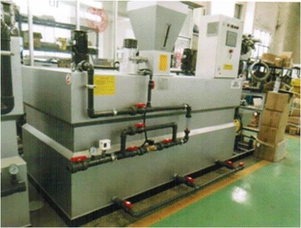 QJY型干粉投加及溶液制备装配