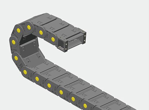 塑料拖链规格