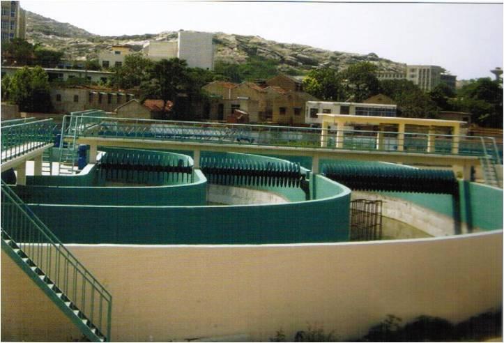 YDP氧化沟蝶形曝气机
