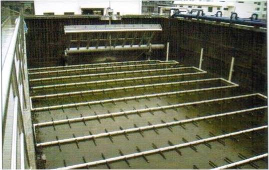 YWG型弹性橡胶管衰落孔曝气器
