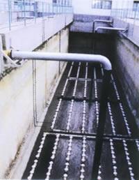 YWP型高份子资料微孔曝气器