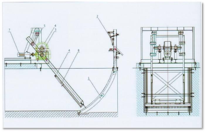 HG型渠用弧形格栅除污机