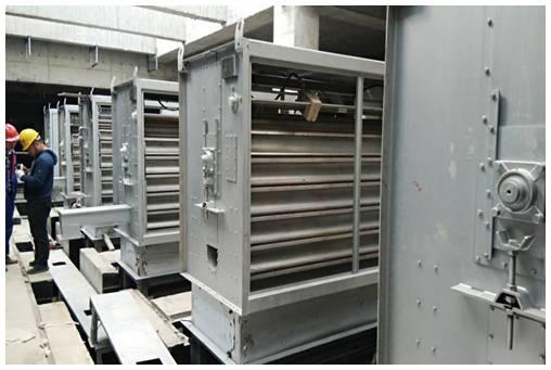 QNW型内进流式网板格栅除污机
