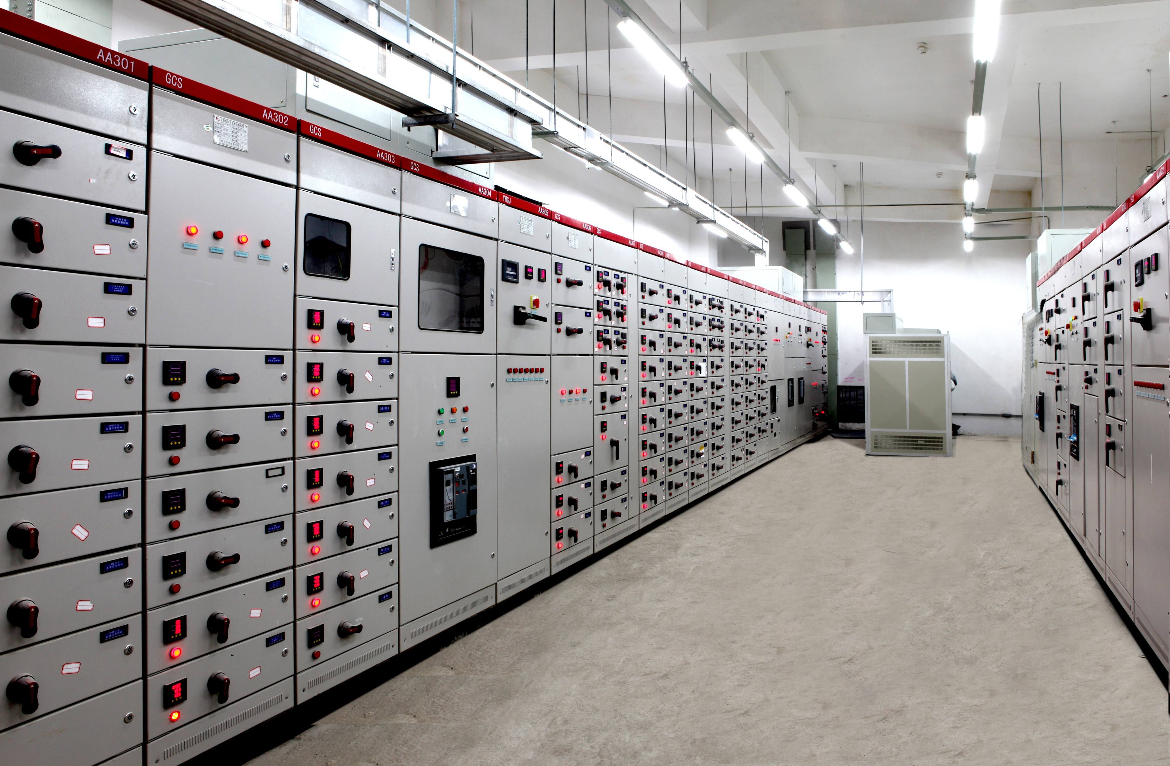 配电站工程